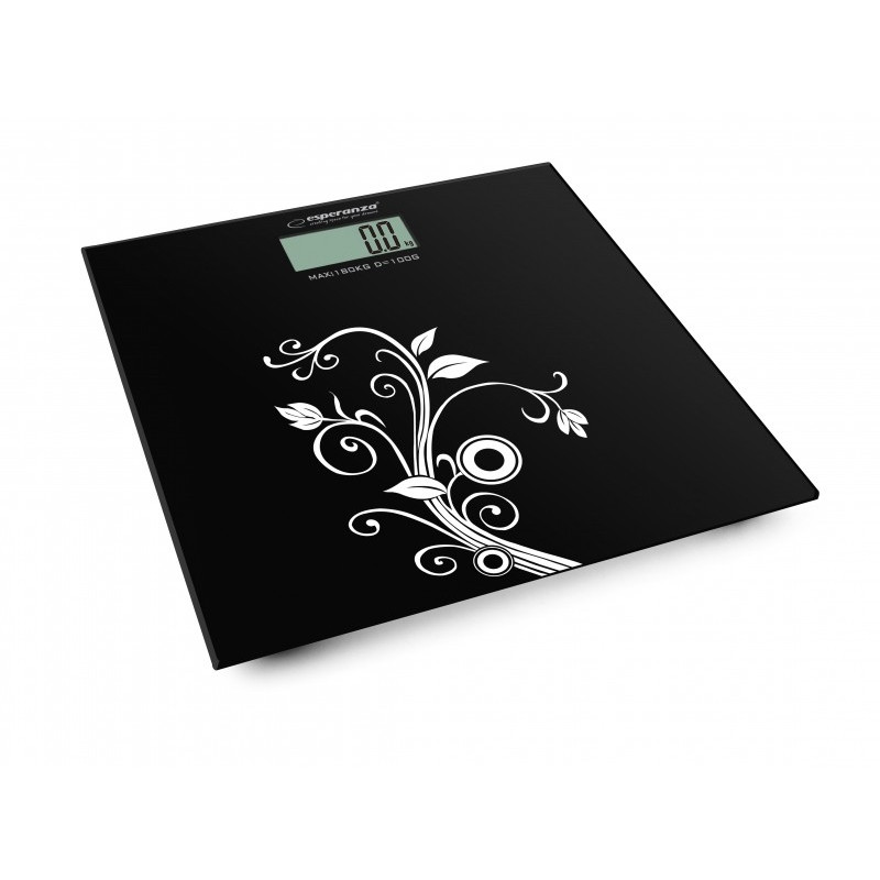 Bathroom Scale Esperanza EBS003 black