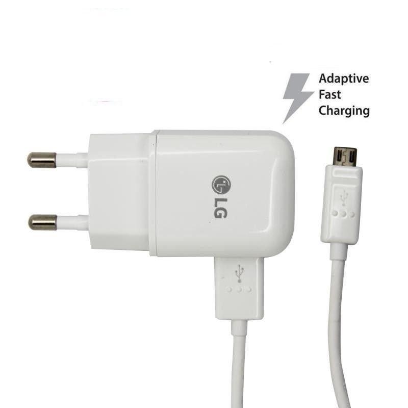 LG MCS-H05ER Universal Original USB Travel Charger 1.8A / 9V + EAD62329704 Micro