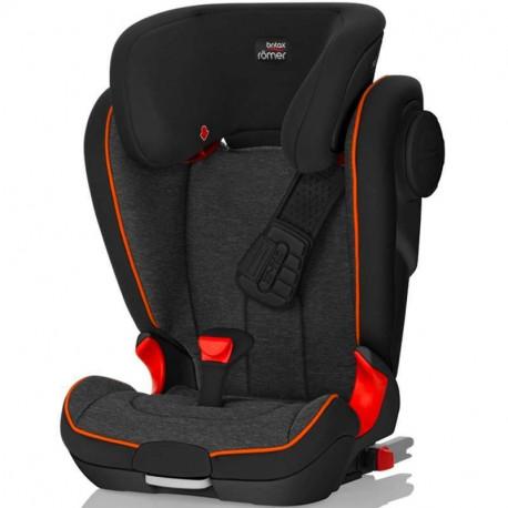 c7b735e0b3c BRITAX Romer car seat Kidfix II XP SICT Black Marble BLS 2000025252