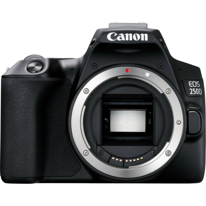 Canon EOS 250D body, black