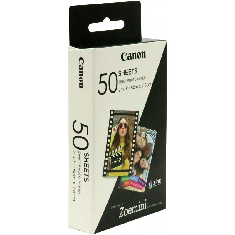 Canon fotopaber Zink ZP-2030 50 lehte