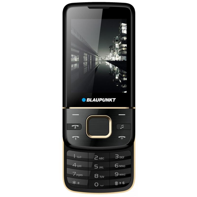 Blaupunkt FM 01 Slider Dual black ENG