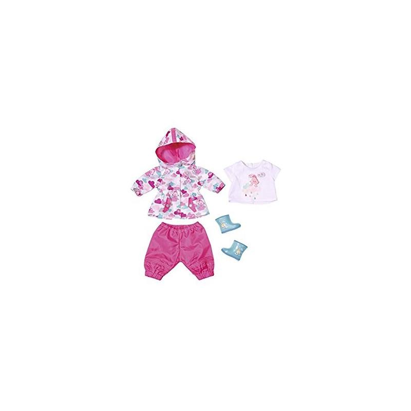 8d08b5034a9 ZAPF BABY BORN Vihmariided - Кукольная одежда - Photopoint