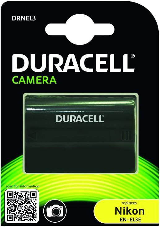 Duracell aku Nikon EN-EL3/3a 1600mAh