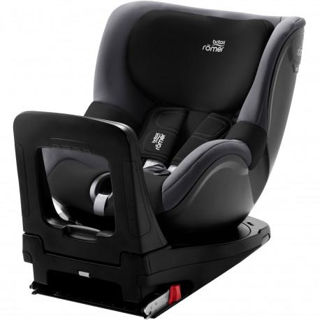 5daff739e39 BRITAX car seat DUALFIX M i-SIZE Black Ash ZS SB 2000031317