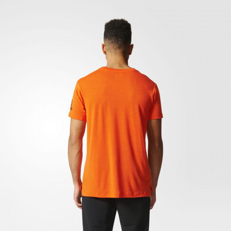 Treeningsärk adidas M FREELIFT PRIME oranž