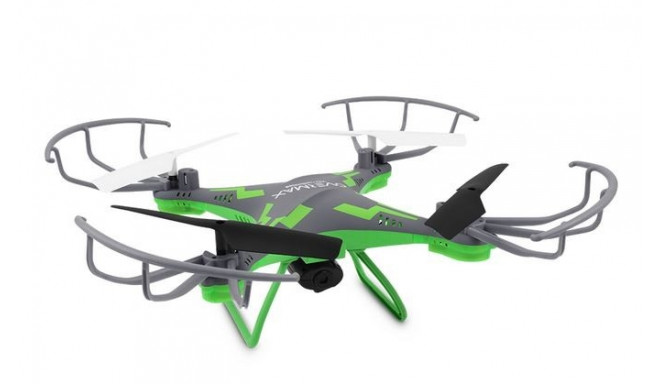 DRON X-BEE3.1 WIFI GREEN