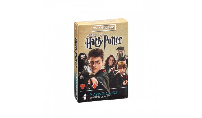 Cards Waddingtons Harry Potter