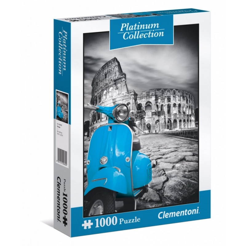 1000 Elements of the Colosseum Platinum