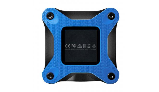 Adata väline SSD SD600Q 480GB USB 3.1, sinine