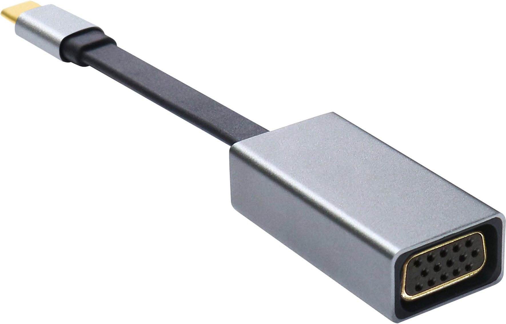 Platinet adapter USB-C - VGA (44711)