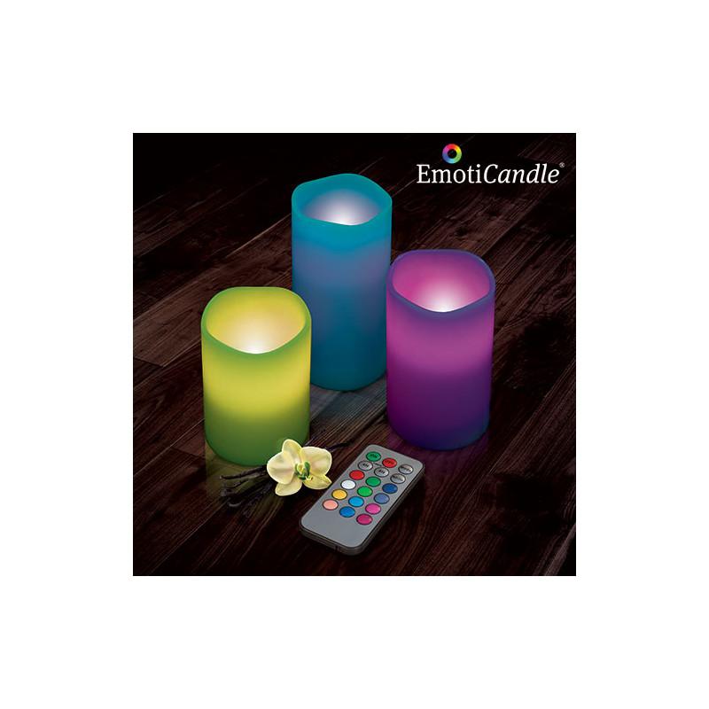 75e10bbf2e4 EmotiCandle LED-küünlad (3 tk/pk) - Photopoint