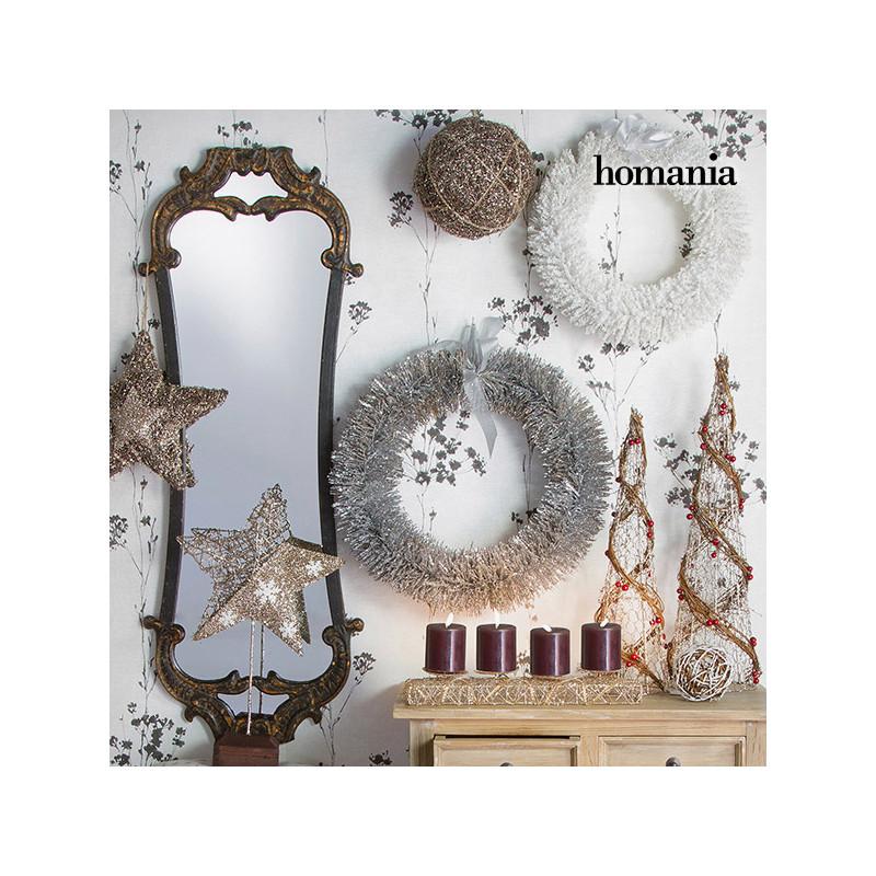Dekoratiivkuju Täht Šampanja Kuld by Homania