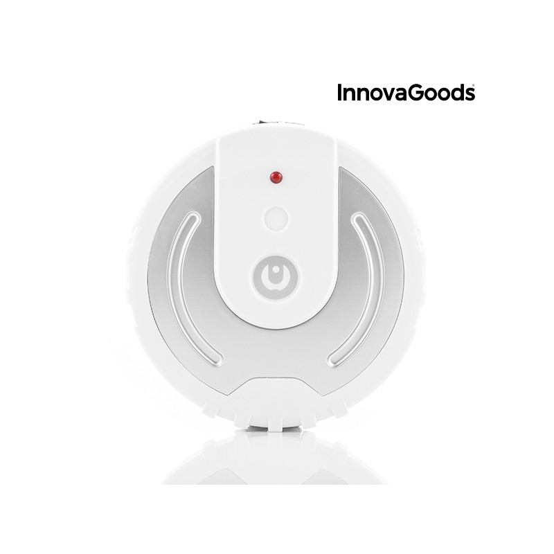 InnovaGoods Home Houseware Robots Putekļu Sūcējs (Melns)
