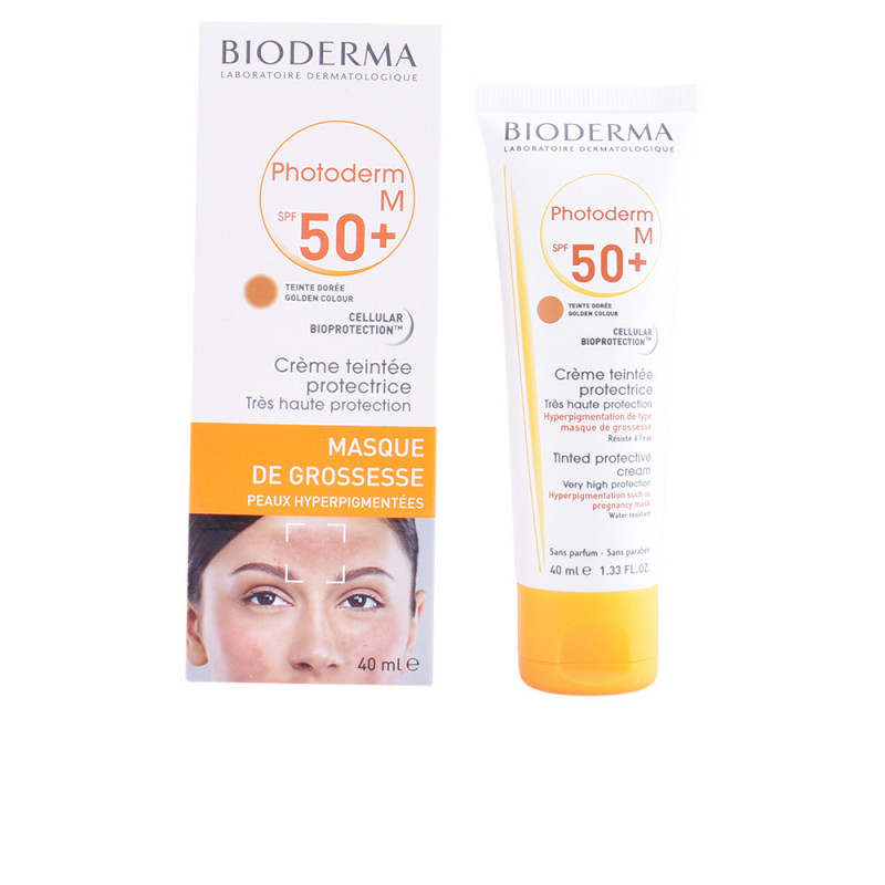 Bioderma Photoderm M Creme Teinte Doree (40ml)