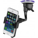 Vivanco car windshield mount for phone (35465)