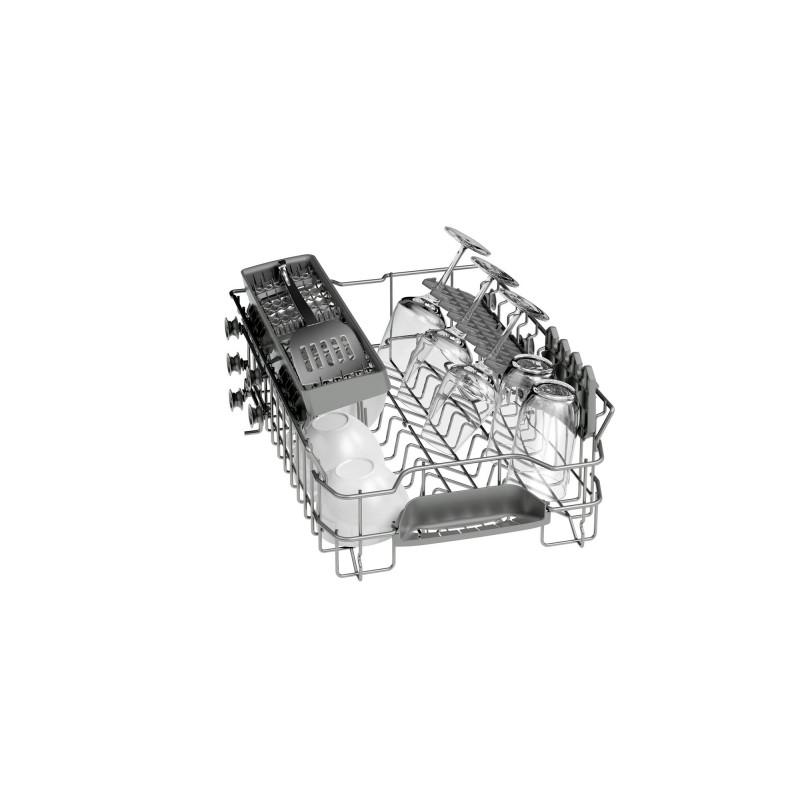 Bosch Dishwasher SPS25CI07E Free standing, Wi