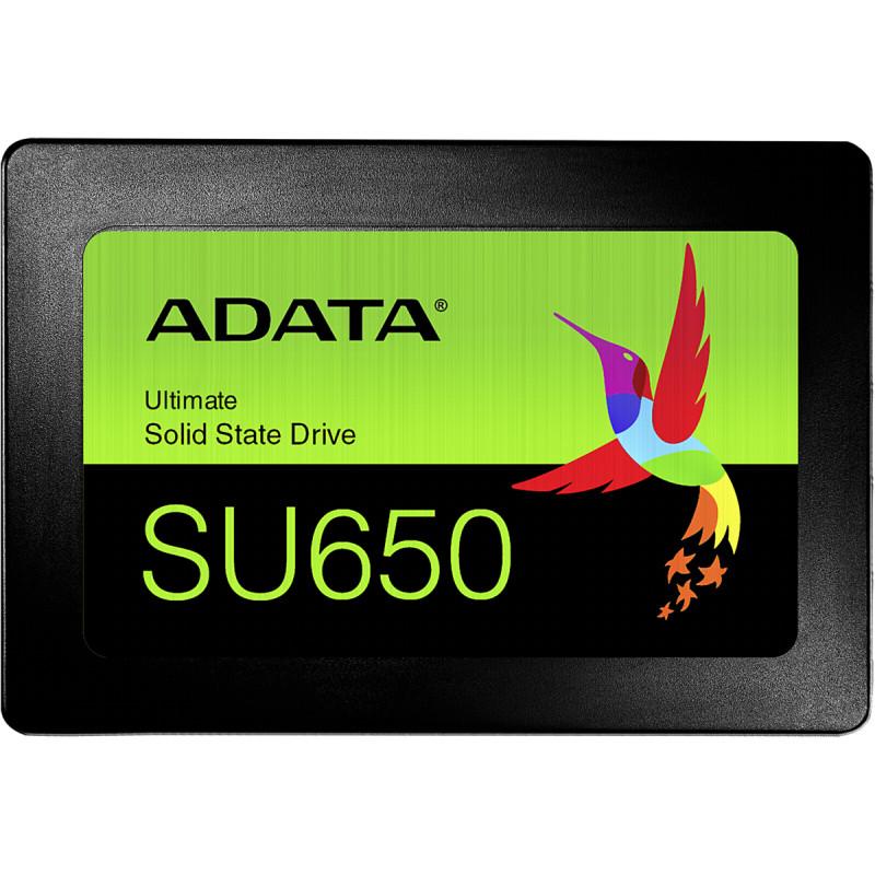 """Adata SSD 2,5"""" Ultimate SU650 120GB"""