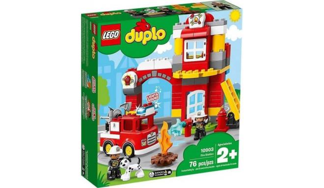 LEGO 10903 DUPLO Fire Station