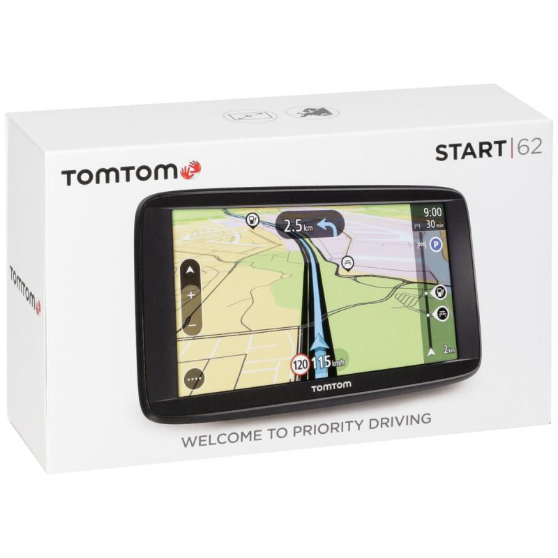 TomTom Start 62 Europe
