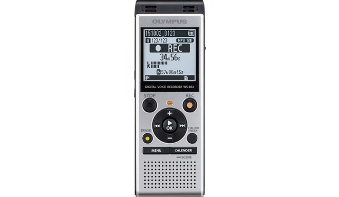 Olympus diktofon WS-852 4GB + TP-8