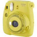 Fujifilm Instax Mini 9, clear yellow