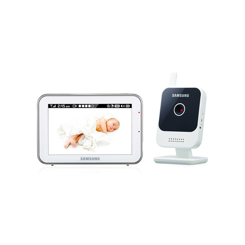 Beebimonitor Samsung SEW-3042W IR 2500 mAh Valge