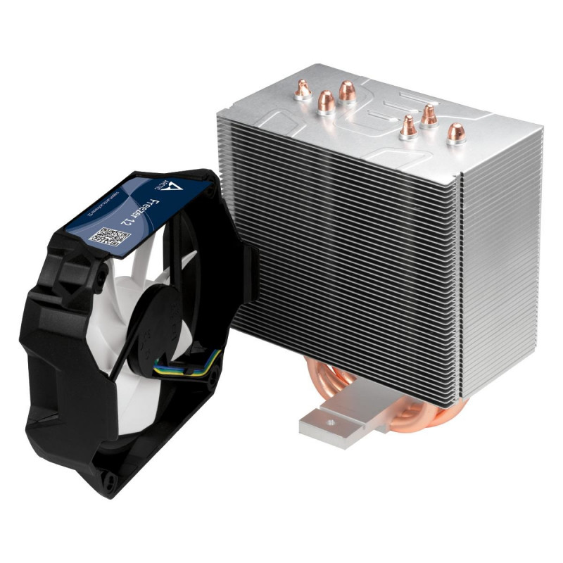 Cooling for processors Arctic Cooling ACFRE00027A (AM4, LGA 1150, LGA 1151,  LGA 1155, LGA 1156, LGA