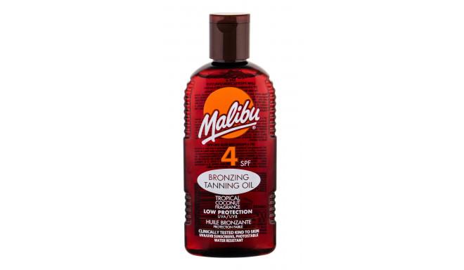 Malibu Bronzing Tanning Oil SPF4 (200ml)