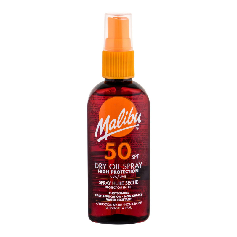 Malibu Dry Oil Spray SPF50 (100ml)