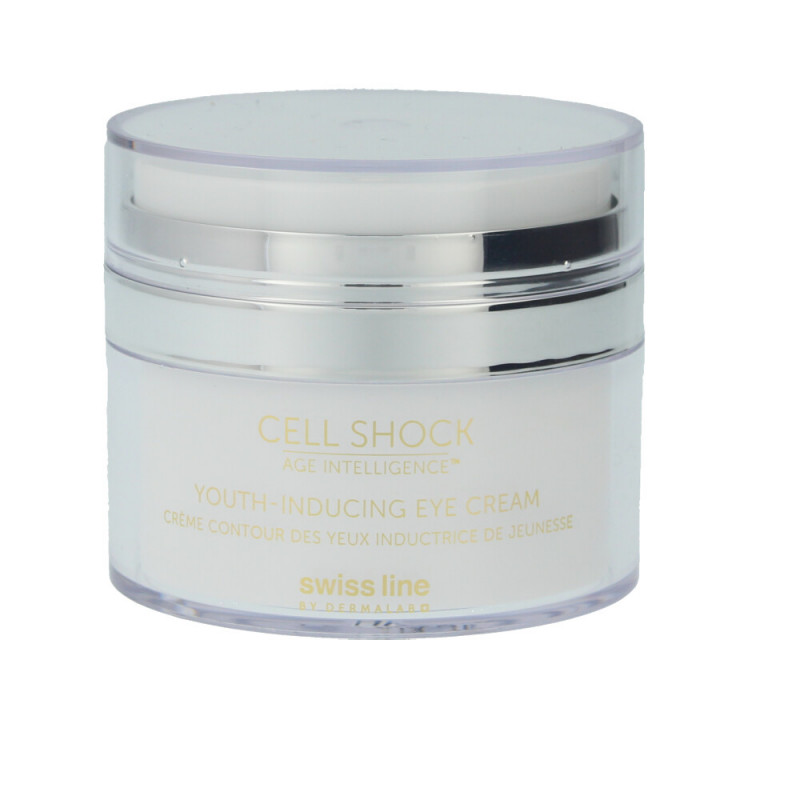 CELL SHOCK AGE INTELLIGENCE YOUTH INDUCING eye cream 15 ml