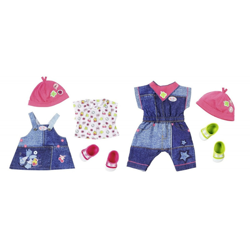 Baby Born Jeans Collection
