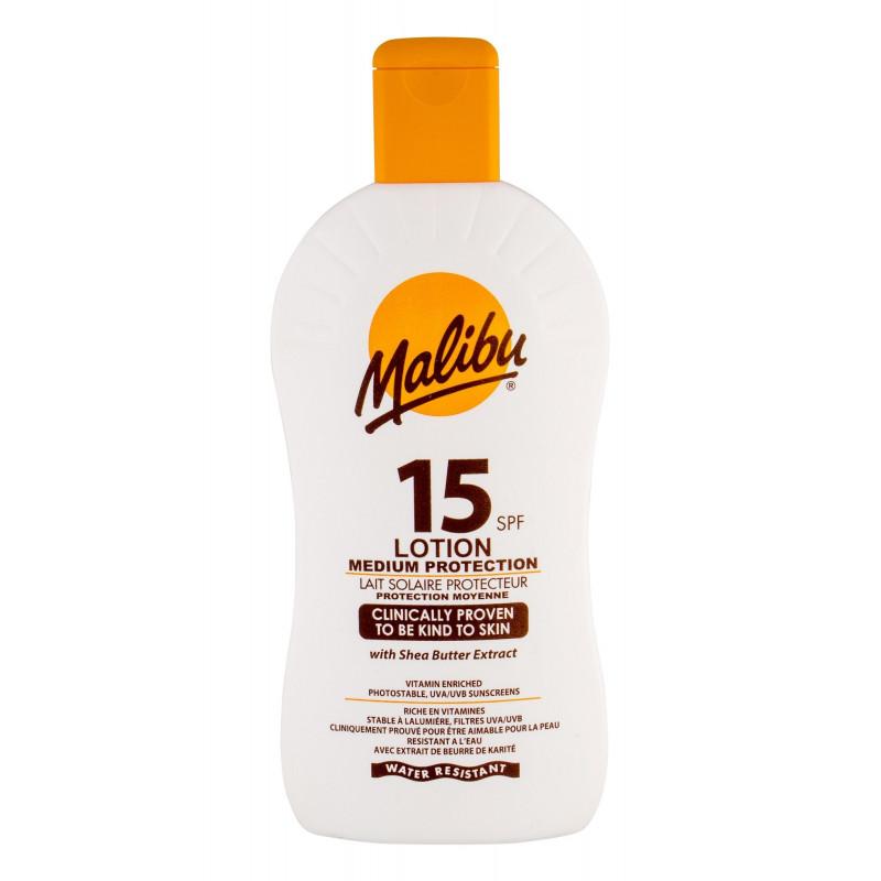 Malibu Lotion SPF15 (400ml)