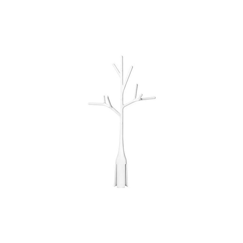 Boon kuivatusaluse tarvik Twig, valge