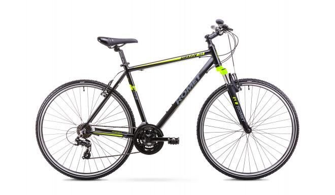 Hübriidjalgratas meestele 19 M ORKAN M must-roheline