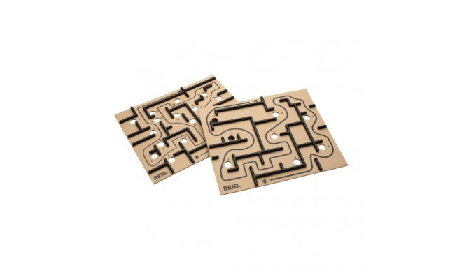 BRIO labyrinth replacement plates, 2 pcs. - 34030