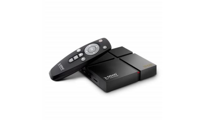 Savio TB-G01 Multimēdijas TV Ierīce Android 8.1 / 4K / Wi-Fi / 2GB / 16GB / 4 x 1.8 Ghz / H.264 / HD