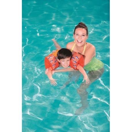 124e579ddef BESTWAY poiste/tüdrukute riidest ujumiskätised Swim Safe (S/M), 32182