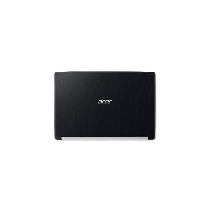 "Acer Aspire 7 A715-72G Black, 15.6 "", IPS, Fu"