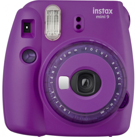 Fujifilm Instax Mini 9, spilgti violets
