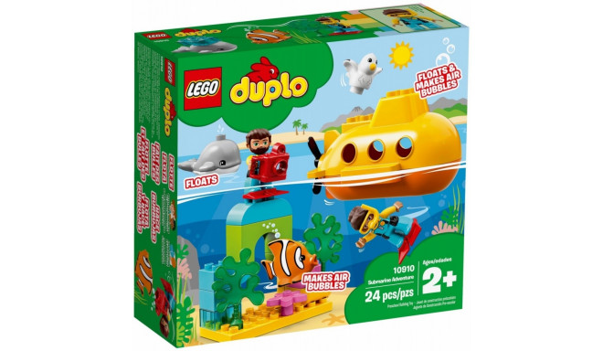 Bricks DUPLO Submarine Adventure