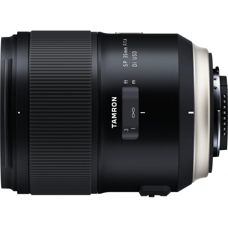 Tamron SP 35mm f/1.4 Di USD objektiiv Nikonile