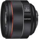 Samyang AF 85mm f/1.4 objektiiv Nikonile F