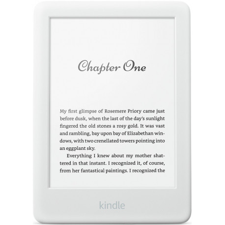 Amazon Kindle Touchscreen WiFi 2019, balts