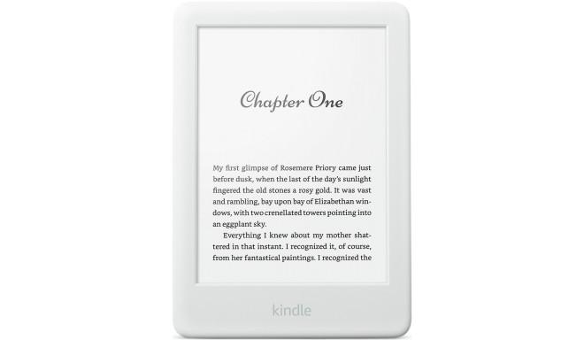 Amazon Kindle Touchscreen WiFi 2019, белый