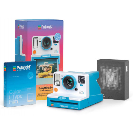 Polaroid OneStep 2 VF Everything Box, summer blue