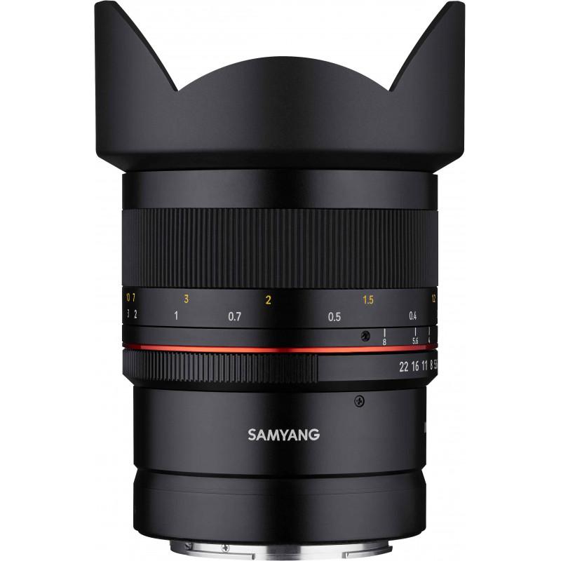 Samyang AF 14mm f/2.8 Z objektiiv Nikonile