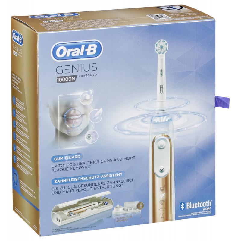 Braun Oral-B Genius 10000 N Rose Gold
