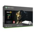 CONSOLE XBOX ONE X 1TB/GAME FALLOUT 76 MICROSOFT