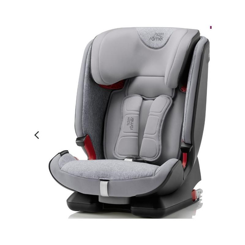 BRITAX autokrēsls ADVANSAFIX IV M Grey Marble ZS SB 2000031431